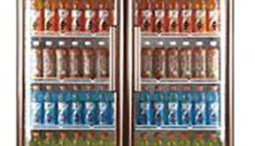 یخچال صنعتی ویترینی