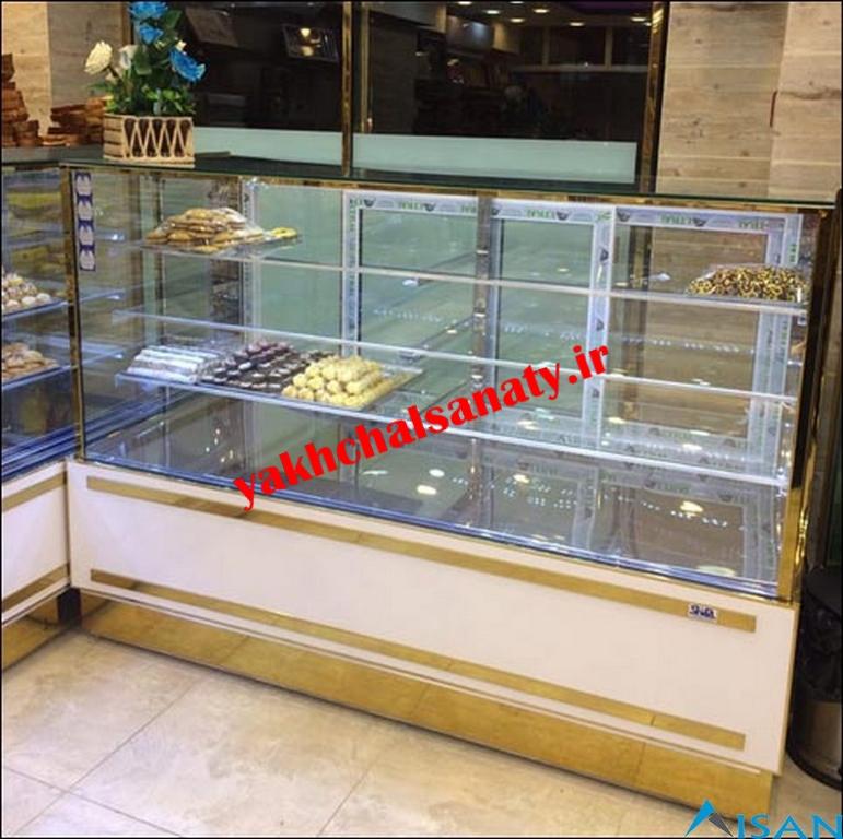 خرید یخچال قنادی