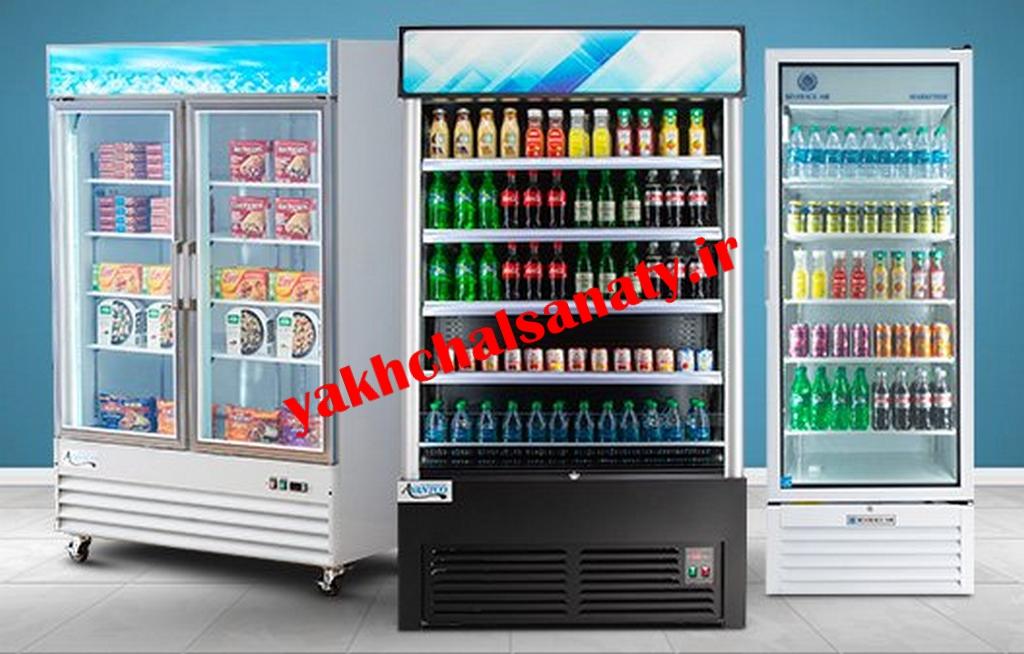 خرید یخچال صنعتی انباری دار