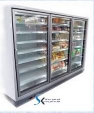 انواع یخچال فروشگاهی صنعتی